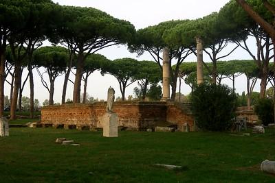 Ostia Antiqua - The old port of Rome