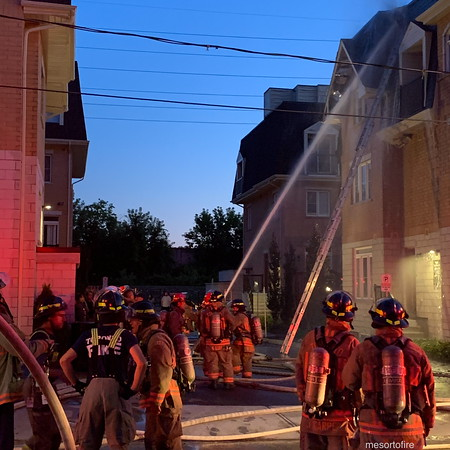 August 1, 2020 - 2nd Alarm - 370 Hopewell Ave.