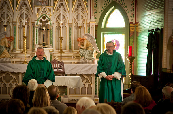 Mass With Deacon Walter Busa