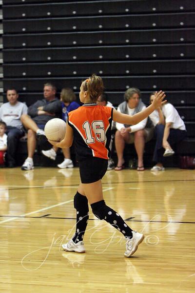 8th Grade Volleyball Tournament 2008