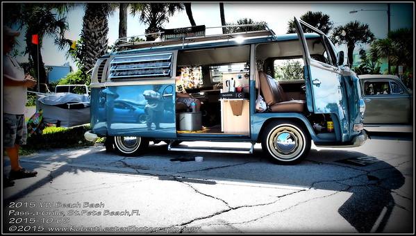 2015...VW Beach Bash...Pass-a-Grille Beach Art Mart...St.Pete Beach