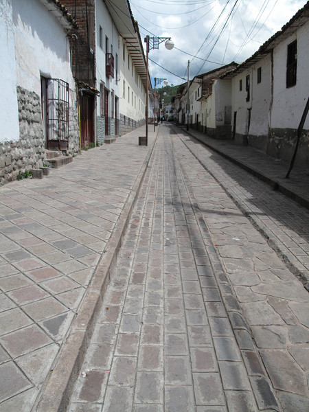 Cusco Strret