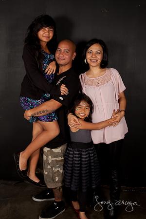 2011 Mahiya Family
