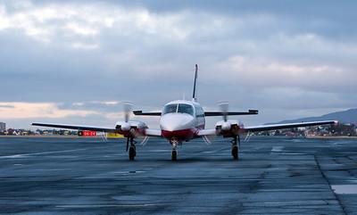 TF-ADA/VMA - Medevac. Piper Chieftian PA31-350 1973