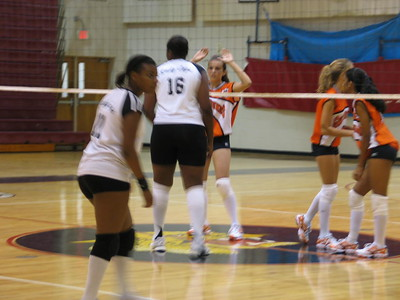 Volleyball September 20, 2007