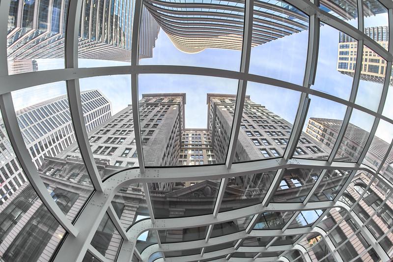 Soo Line Building skyway