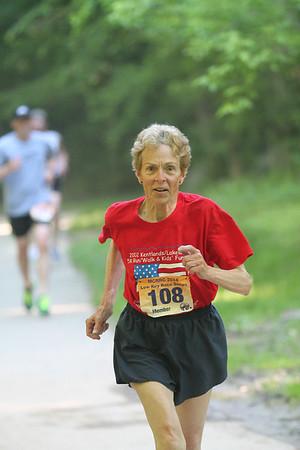 Memorial 4 Mile Run