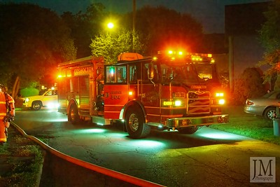 06-21-21 Coshocton FD - House Fire