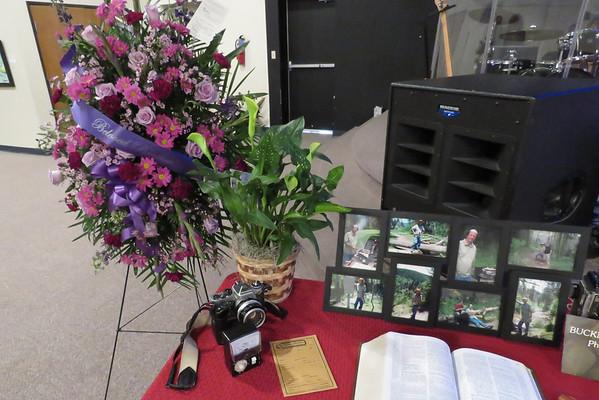 2015 Joe Don Buckner's Memorial Service