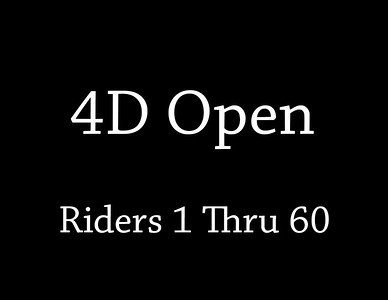 10-11-2015  T2 Arena  'CASA' Open  Barrel Racing  Riders 1-60