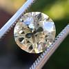 3.01ct Old European Cut Diamond 11