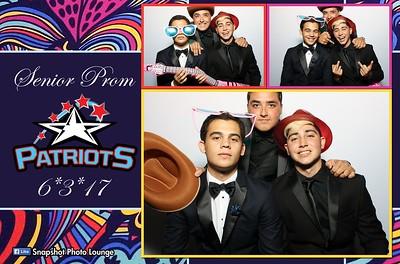 SESO Patriots Prom - June 3rd, 2017