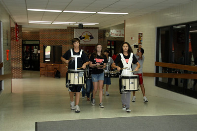 October 2010 Pep Rally