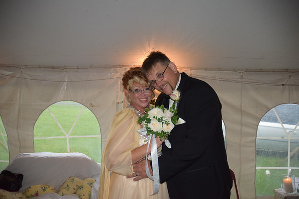 Betsy's & Steve's Wedding