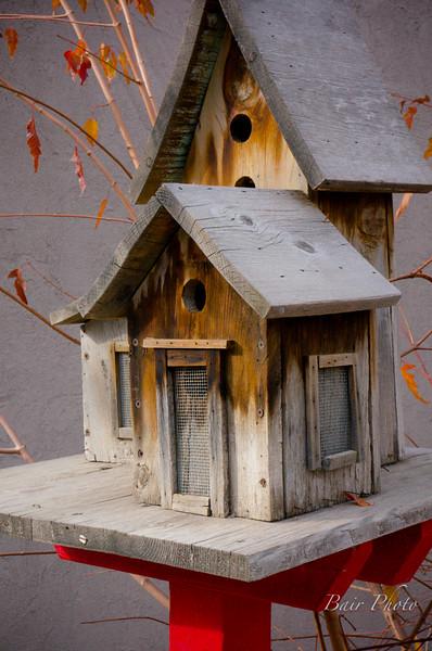 Luxury Bird House