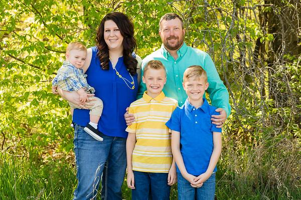 Arielle Johnson Family