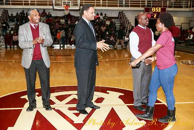 AAMU Athletics 2017 Honor Students