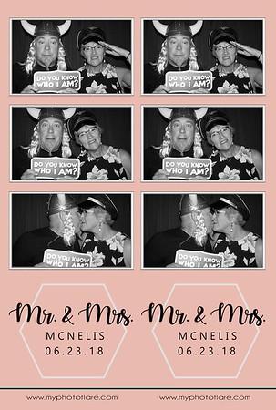 McNelis Wedding - June 23rd, 2018