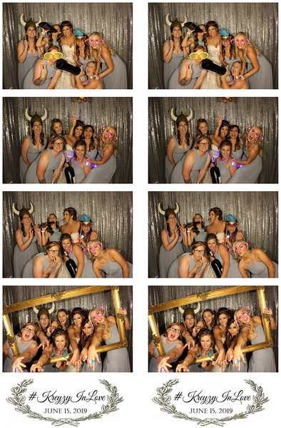 Amanda & Devon Wedding - 6.15.19 - Photo Strips