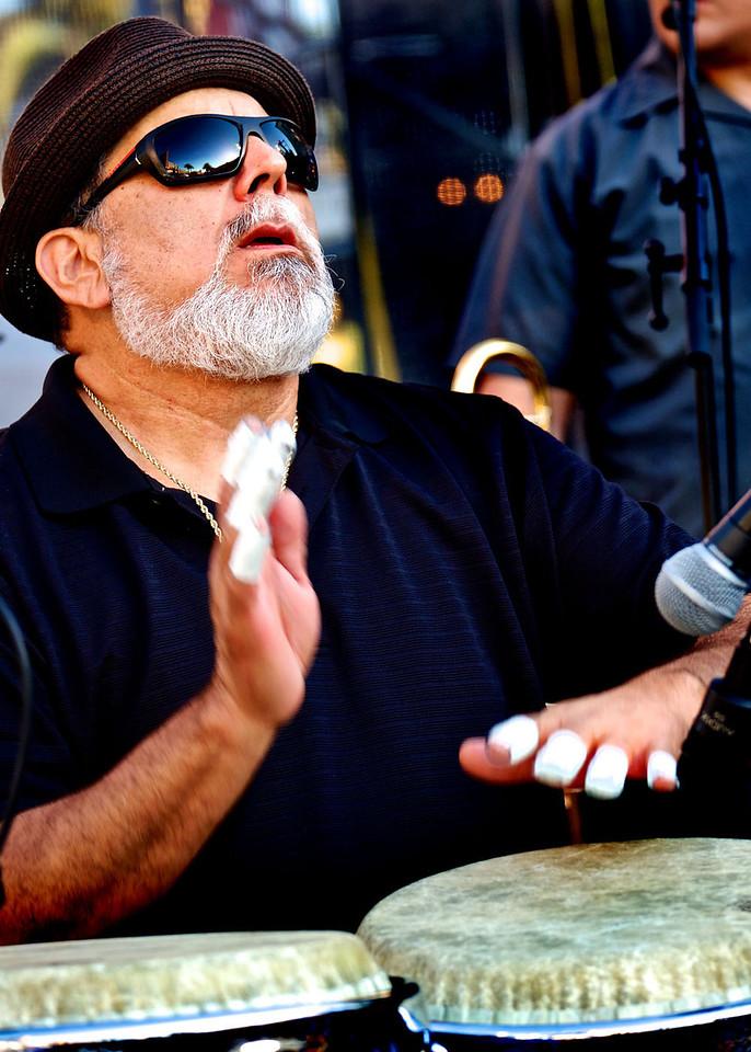 Brea Jazz Festival - 2013 Poncho Sanchez