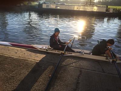 cambridge rowing. 2014