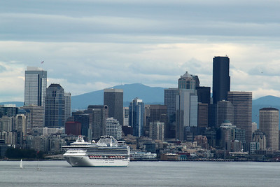 Seattle: Departure