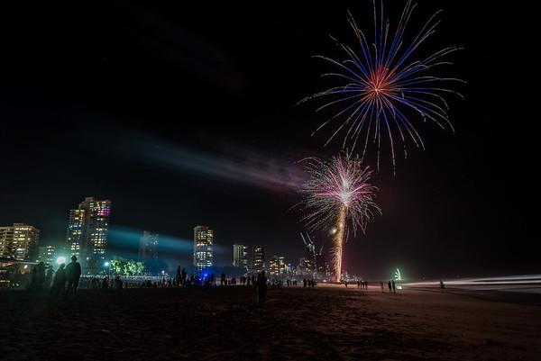 2018-12-31 New Years Eve at Broadbeach