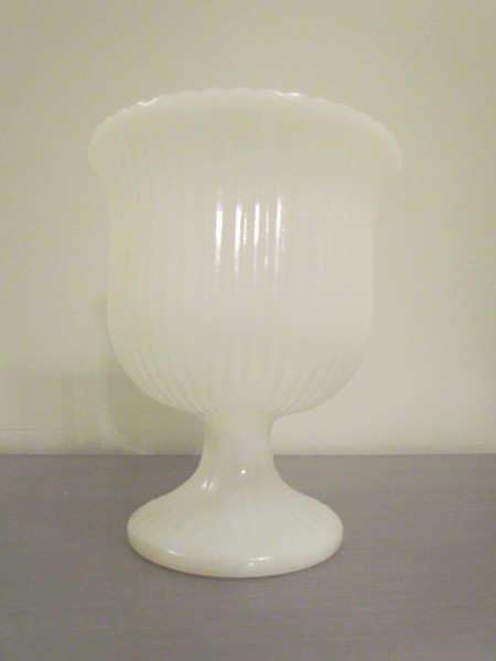 vintage white footed with scalloped edges 6.75H x 5.5W - Copy.jpg