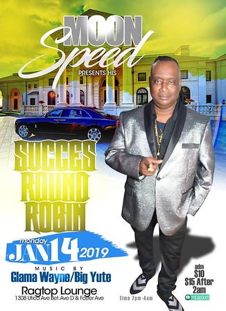 "MOON SPEED 'SUCCESS ROUND ROBIN""(10)"