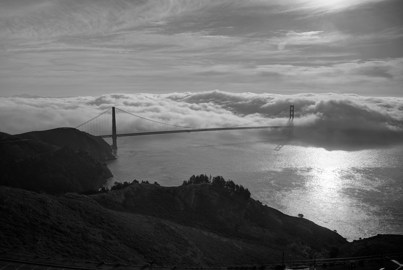 From Hawk Hill