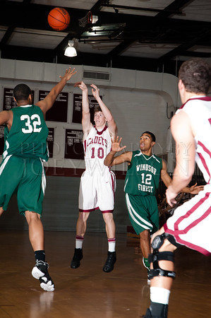 BC vs Windsor Basketball - 1/17/2012