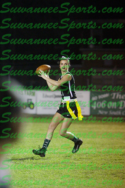 Flag Football 2020 - Suwannee vs Baker County - Unprocessed Pictures