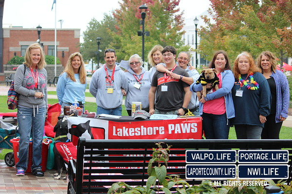 Lakeshore PAWS Pooch Costume Parade 2016