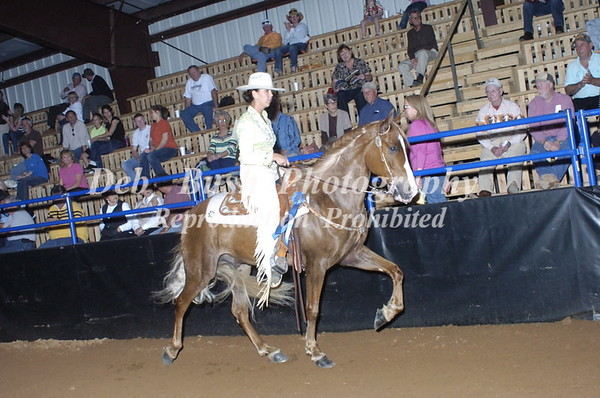 CLASS 9  WALKING HORSE AMATEUR TRAIL SPECIALTY