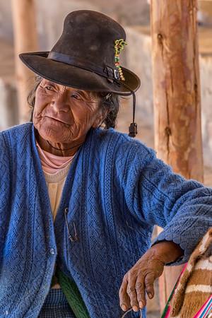 Dag 10 van Arequipa naar de Colca valei