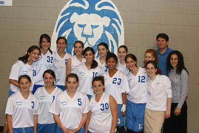Yeshiva Lady Lions - Volleyball 2006