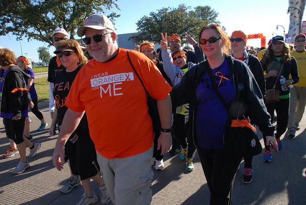 2014 Walk MS Houston
