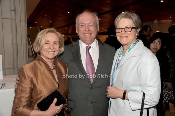 Beth Sheehan, Bob Sheehan,  Kathy Wylde   photo  by Rob Rich © 2014 robwayne1@aol.com 516-676-3939