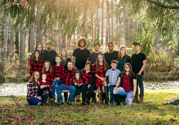 Shelby and Family Extended Session 2020