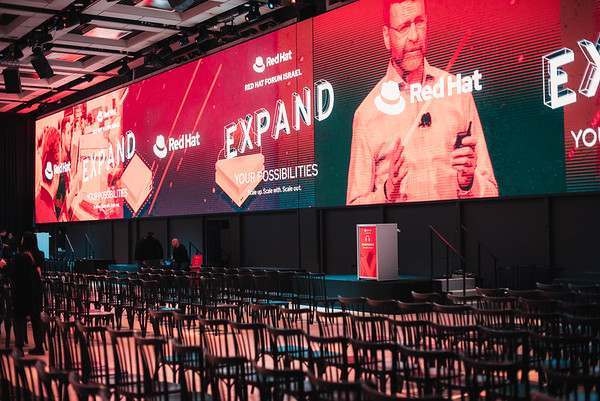 RED HAT FORUM 2019.By People and Computers 16 DEC -2019