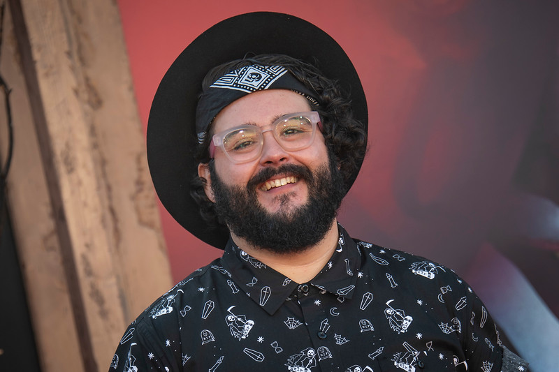 "WESTWOOD, CA - AUGUST 26: Steve Zaragoza attends the Premiere Of Warner Bros. Pictures' ""It Chapter Two"" at Regency Village Theatre on Monday, August 26, 2019 in Westwood, California. (Photo by Tom Sorensen/Moovieboy Pictures)"