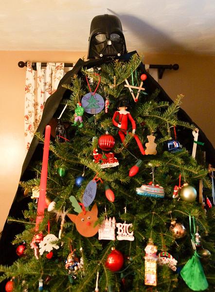 Darth Christmas Tree (Part 1)
