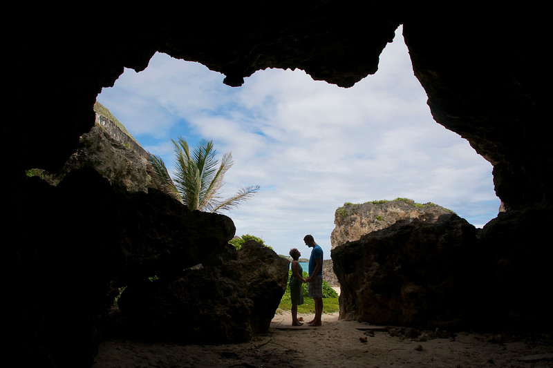 Couple in Barbados photographed by Barbados Photography
