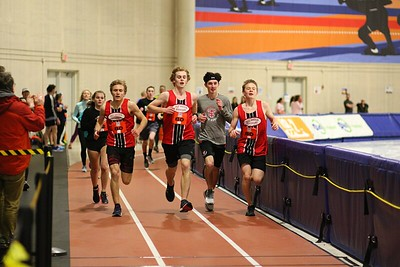 Pettit Indoor Marathon Weekend