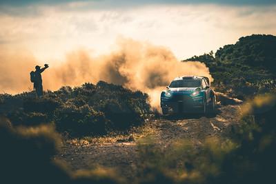 WRC Rally Sardegna 2016