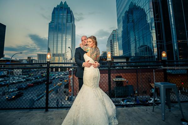 Anya and Marc's Wedding