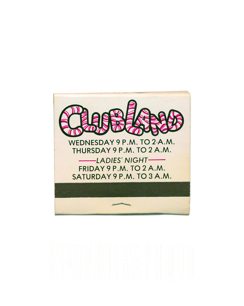 Clubland at The Vic
