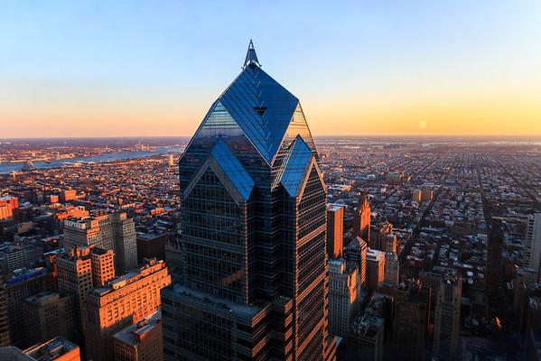 One Liberty Place, Philadelphia