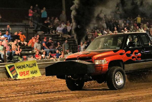 Idaville Tractor & Truck Pull  8/10/2019