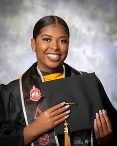 Jada Graham- Graduate